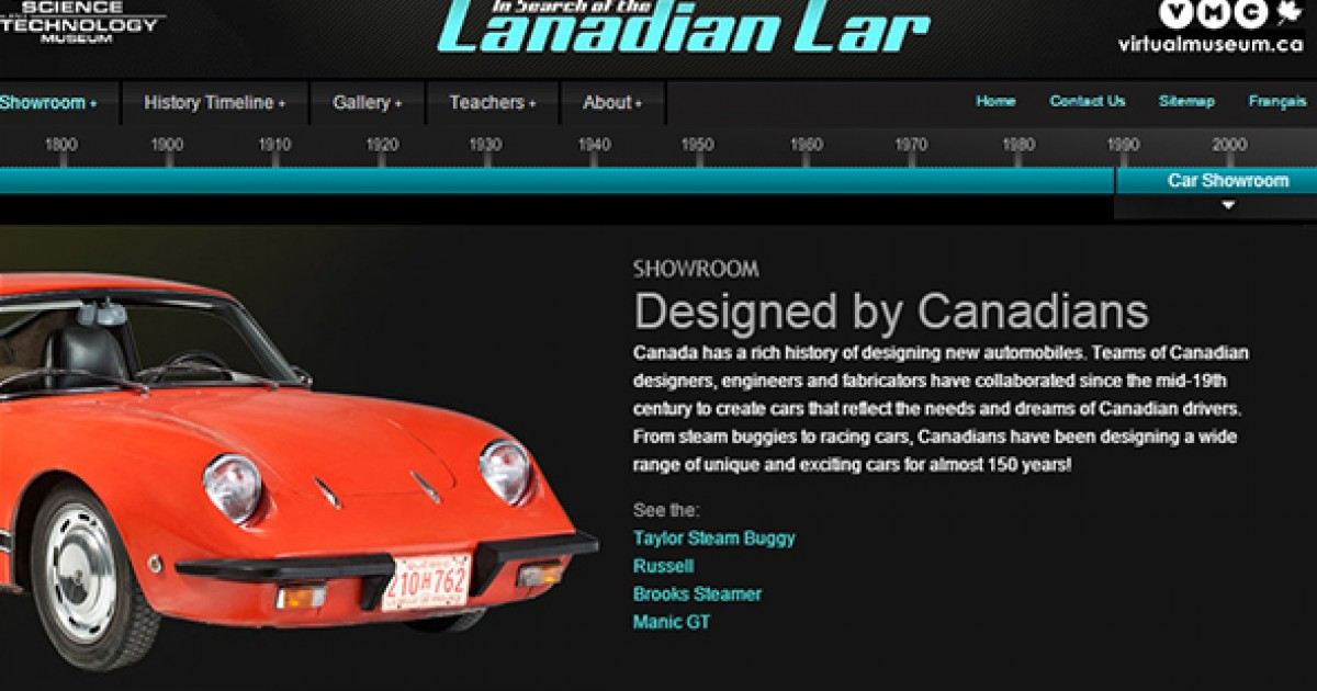 In Search of the Canadian Car | Ingenium