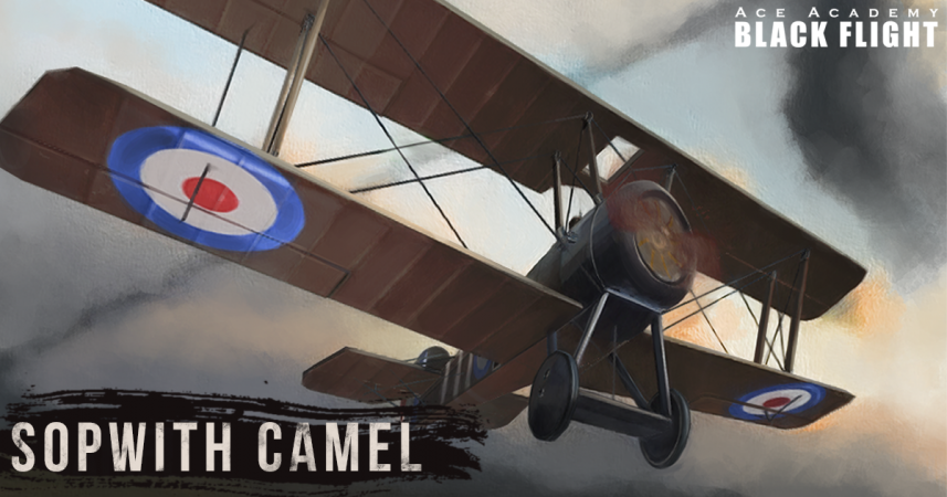 Enlist in the Ace Academy: Black Flight, the Museum's Mobile Game