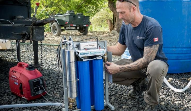 AquaResponse Water Purification Systems