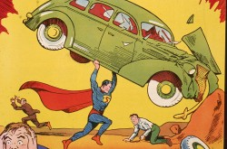 Superman / Hulton Archive/Getty Images