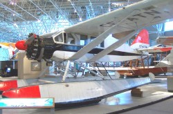 The Bellanca CH-300 Pacemaker of the Canada Aviation and Space Museum in Ottawa, Ontario, ca 2007. Wikipedia.