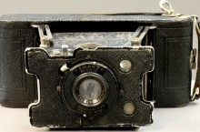 Appareil-photo « Vest Pocket 2 » d'Ansco