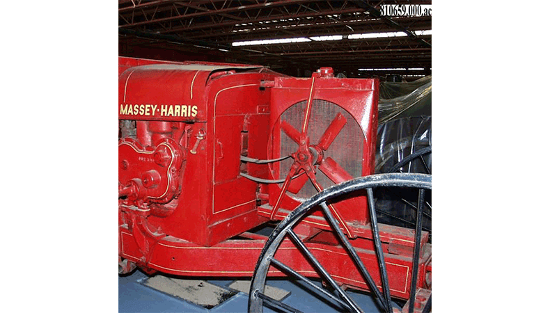 "Massey-Harris ""No. 2"" Tractor"