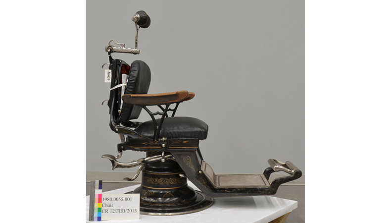Fauteuil Dentaire « Imperial Columbia » de Ritter Dental Manufacturing Co.