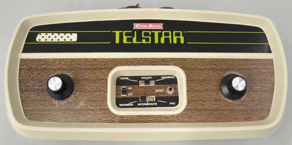 "Coleco Canada Ltd. ""Telstar"" Electronic Game"