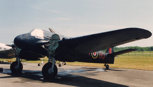 Bristol Beaufighter T.F.X