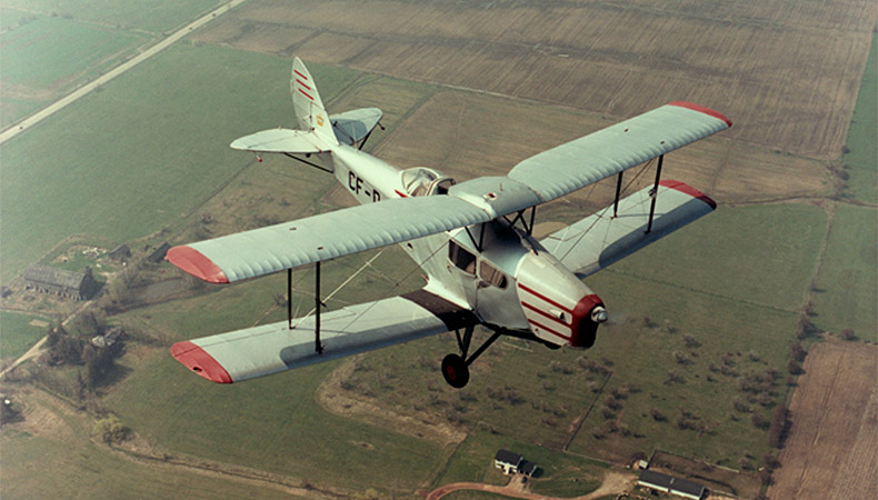 De Havilland D.H.83C Fox Moth