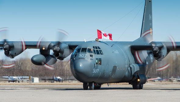 Lockheed CC-130E Hercules