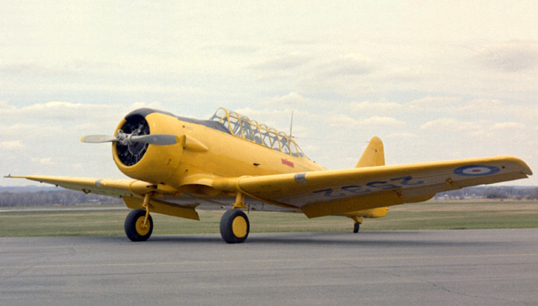 North American Harvard II (2532)