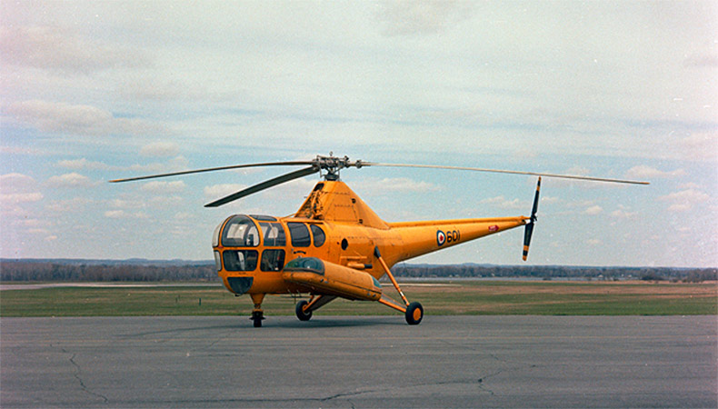 Sikorsky S-51 H-5 Dragonfly