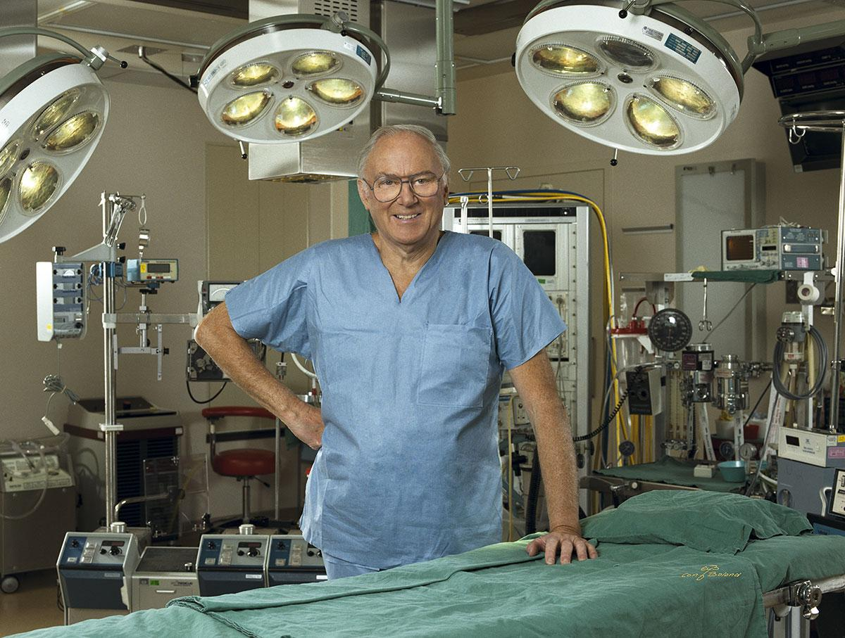 Canada S 1st Open Heart Surgery The Channel
