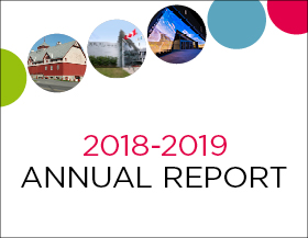 2018-2019 annual report - interactive flipbook version