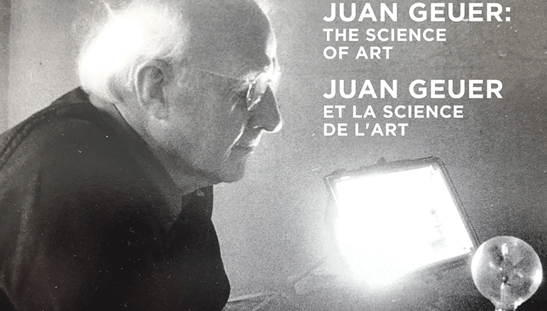 Juan Geuer: The Science of Art