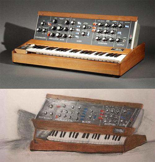 "in the 12 to 16 age category, we have Malaya MacAdam with ""Minimoog"", inspired by the Minimoog Synthesizers developed by Moog Music Inc."