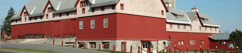 Image of Building 88 at the Canada Agriculture and Food Museum