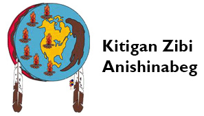 Kitigan Zibi Anishinabeg logo