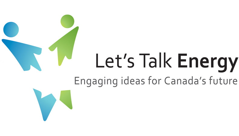 Let's Talk Energy logo