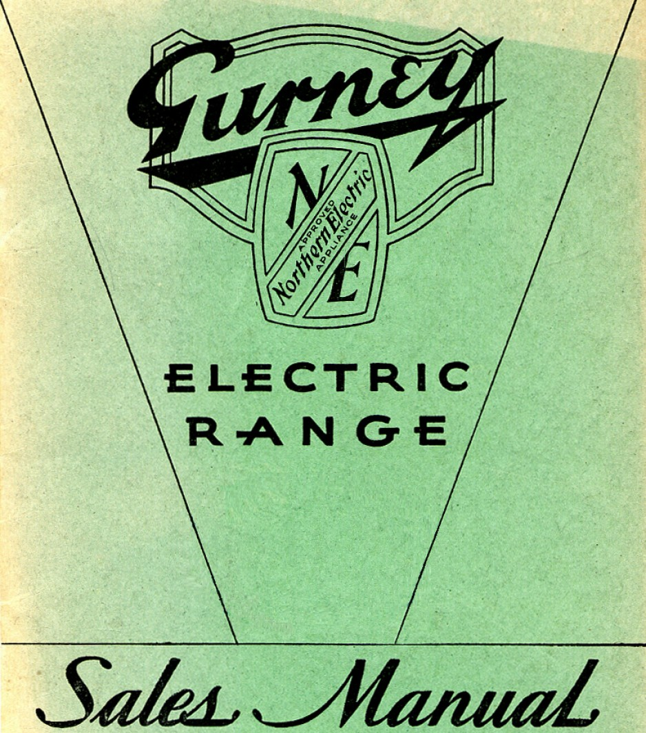 Gurney–Northern Electric catalogue