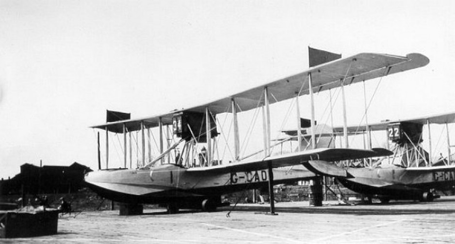 Curtisss HS-2L Flying Boat