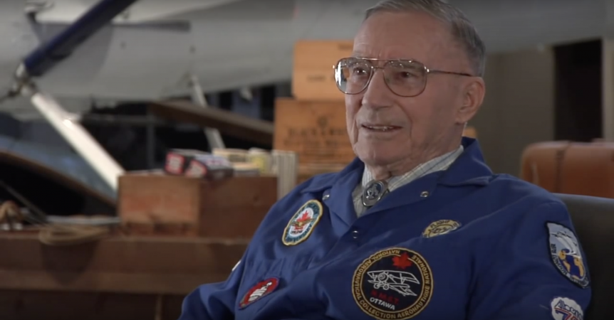 A Lifetime in Aviation - George Neal, Ex Chief Test Pilot and Director of Flight Operations