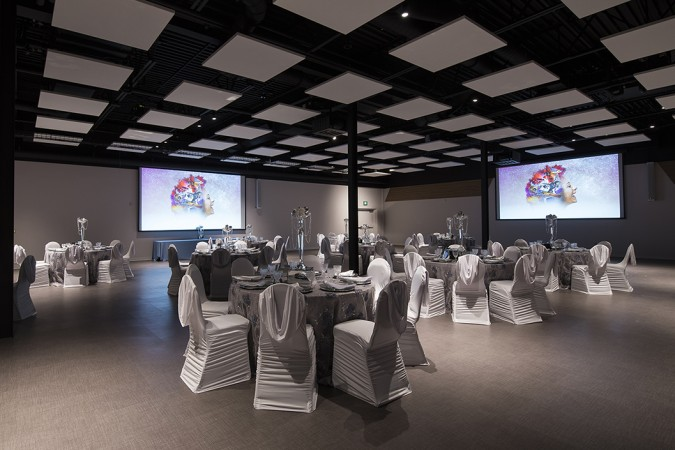 Event Hall - Interior