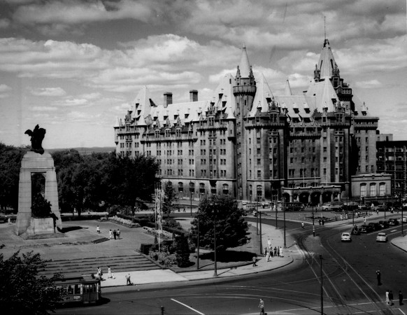 Chateau Laurier, Ottawa, Ontario