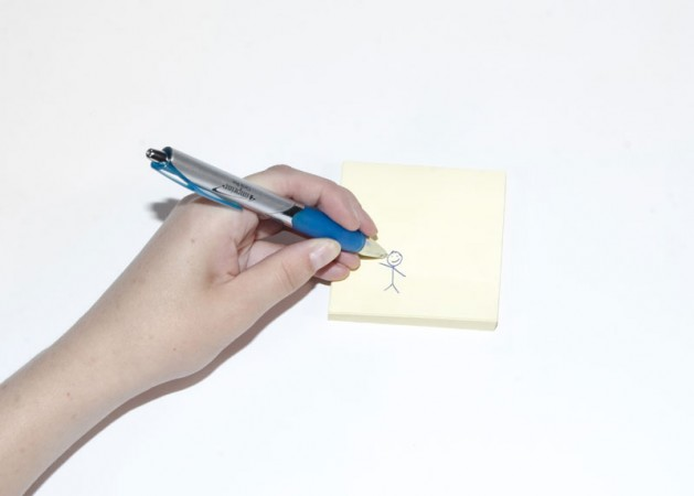 Drawing the flipbook