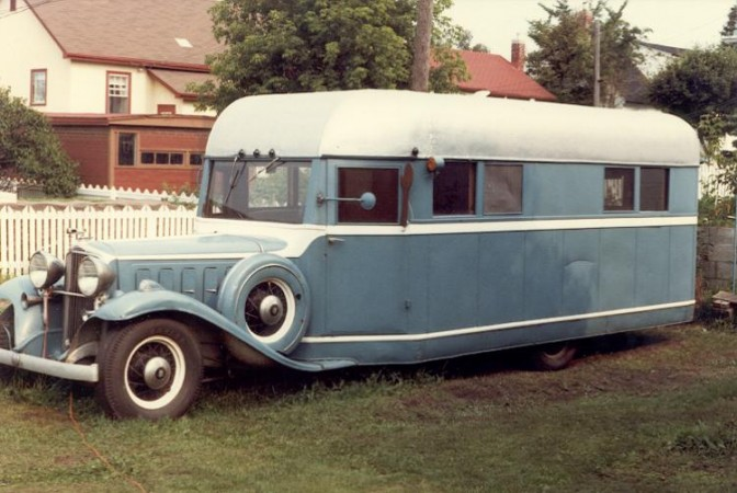 Nash Motor Car Company Motor-home