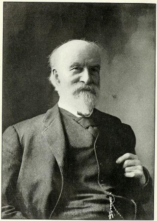 Portrait of Sir Sanford Fleming. Source: archive.org