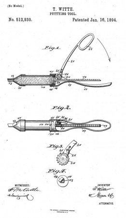 Caulking Gun blueprint