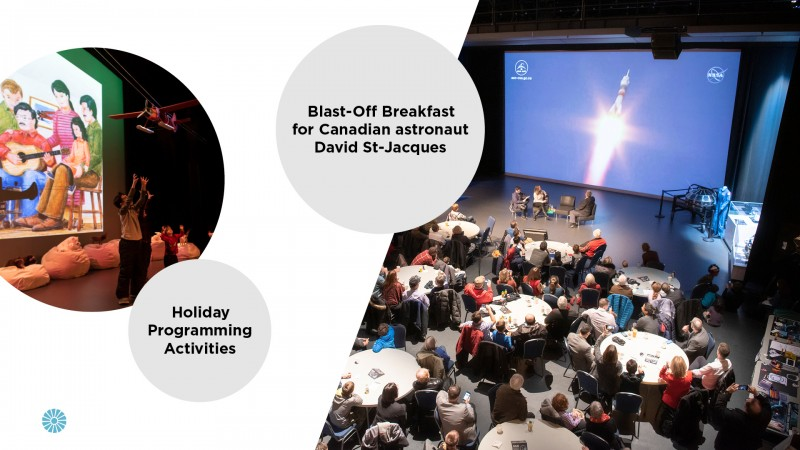 annual report highlights - special events