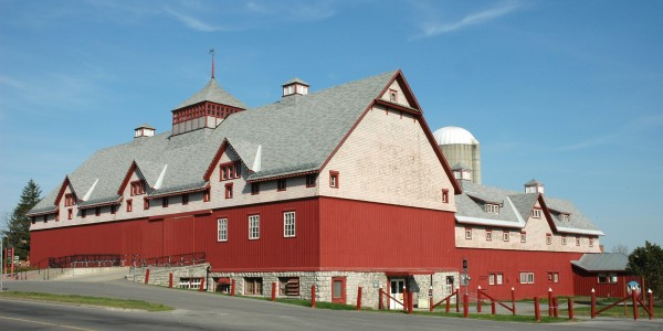 Canada Agriculture and Food ​​​​​​​Museum stables