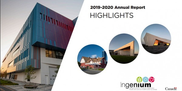 2019-2020 Annual Report Highlights
