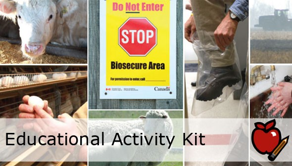 Biosecurity Educational Activity Kit