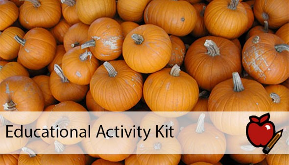 Pumpkins Educational Activity Kit