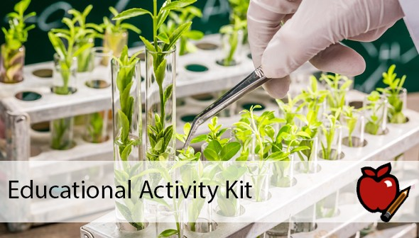 Genetics and Biotechnology Educational Activity Kit
