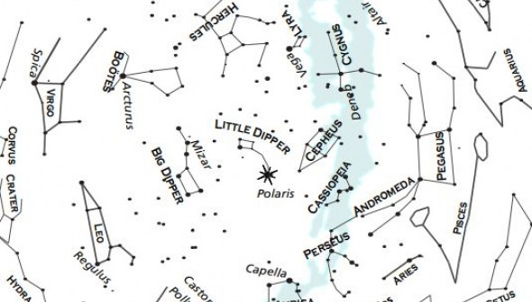 Star Charts and Activity Templates
