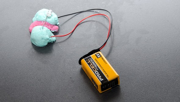 The squishy circuit