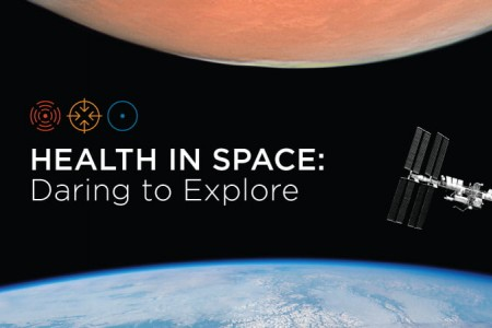 Health in Space: Daring to Explore
