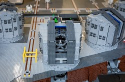 An example of a LEGO observatory