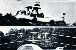 "The one and only Wagner Aerocar roadable helicopter. Anon., ""Aviation générale."" Aviation magazine international, 1 August 1967, 42."
