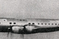 "Le seul et unique avion de transport Toupolev Type 70. Anon., ""Russian B-29 version."" Aviation Week, 2 février 1948, 12."