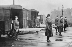 The 1918 influenza