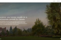 Exhibition virtual de Google Arts & Culture, L'art de la science : une histoire visuelle de la Ferme expérimentale centrale du Canada