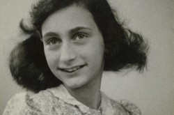 An image of Anne Frank