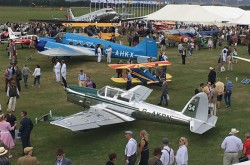 KDN on display at the Freddy March Spirit of Aviation Display