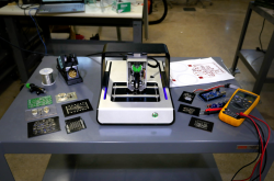 The Voltera V-One lets you print your own circuit boards from home
