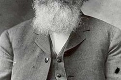 Daniel David Palmer, the Father of Chiropractic