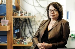 Linda Nazar, professor of chemistry at the University of Waterloo