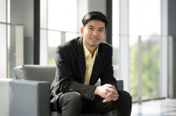 University of Waterloo graduate ('16) and co-founder of Landmine Boys Richard Yim